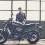 2016 Yamaha XSR700 Retro-styled Streetbike Forest Green_8