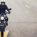 2016 Yamaha XSR700 Retro-styled Streetbike In Action_7