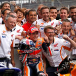 Marquez Wins at Indianapolis and Honda Archieves 700th grand prix victory