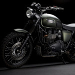 Triumph Scrambler Jurassic World Motorcycle Matte Green_3