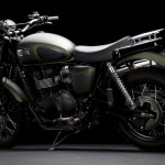 Triumph Scrambler Jurassic World Motorcycle Matte Green_7