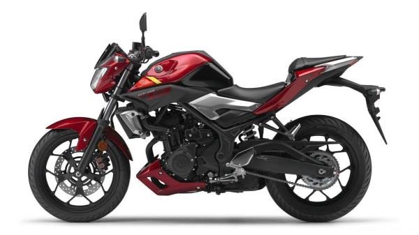 Yamaha Confirms 2016 Yamaha MT-03 Red Metallic_1