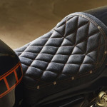 Yamaha Yard Built XJR1300 Cafe Racer by Iron Heart Custom Seat