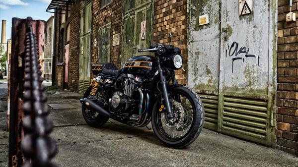 Yamaha Yard Built XJR1300 Cafe Racer by Iron Heart_3