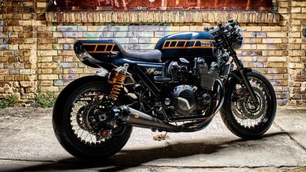 Yamaha Yard Built XJR1300 Cafe Racer by Iron Heart_6
