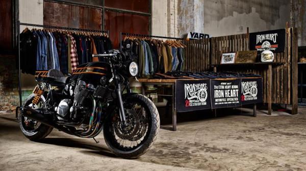 Yamaha Yard Built XJR1300 Cafe Racer by Iron Heart_7