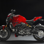 2016 Ducati Monster 1200R Red_1