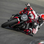 2016 Ducati Monster 1200R in Action