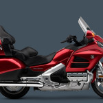 2016 Honda Gold Wing Candy Red