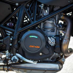 2016 KTM 690 Duke Engine