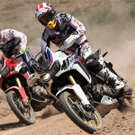 Marquez and Barreda Test The 2016 Honda CRF1000L Africa Twin (Video)