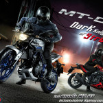 Yamaha MT-03 ABS Available in Thailand