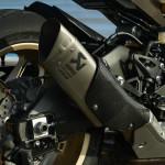 Yamaha YZF-R1 60th Anniversary Edition AkrapovicExhaust