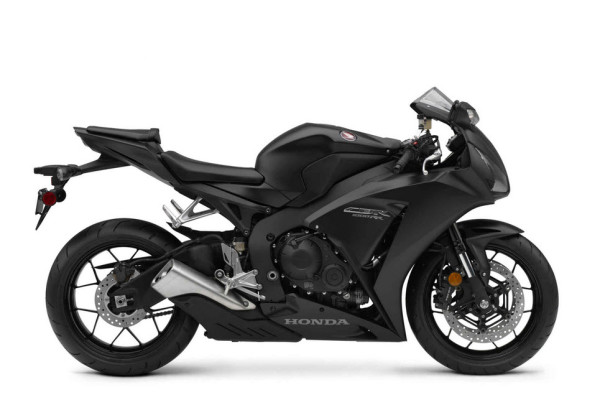 2016 Honda CBR1000RR Matte Black Metallic