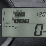 2016 Kawasaki Ninja ZX-6R KRT Edition Instrument Display