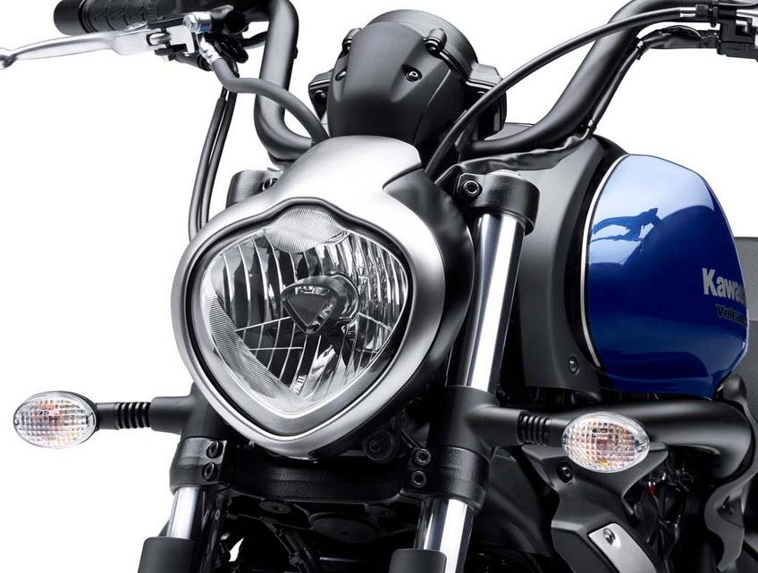 2016 Kawasaki Vulcan S Cafe Se Headlight At Cpu Hunter All
