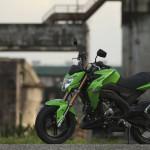 2016 Kawasaki Z125 125cc Mini-bike, Grom's Rival_1