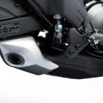 2016 Kawasaki Z125 Exhaust