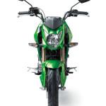 2016 Kawasaki Z125 Front