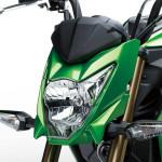 2016 Kawasaki Z125 Headlight