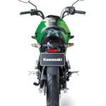 2016 Kawasaki Z125 Rear
