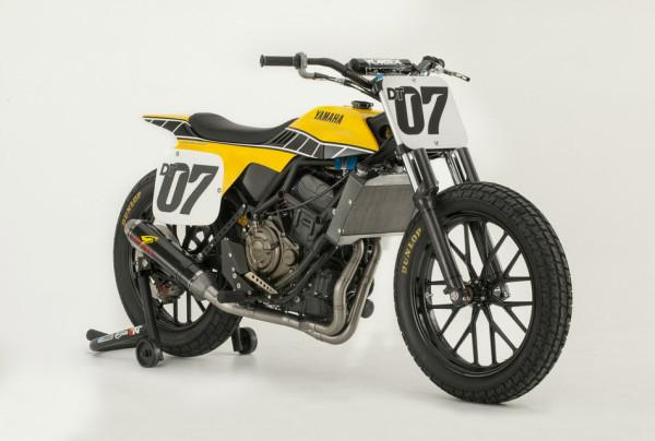 2016 Yamaha DT-07 Flat Track Concept