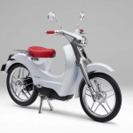 Honda Super Cub and EV-Cub Concept Bikes Revealed