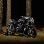 Yard Built Yamaha XJR1300 Big Bad Wolf