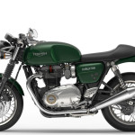 2016 Triumph Thruxton Competition Green Left Side