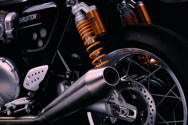 2016 Triumph Thruxton R Exhaust