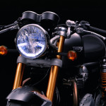 2016 Triumph Thruxton R Headlamp