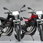 2012 Husqvarna Nuda 900 and Nuda 900R