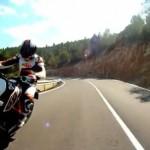 2012 KTM 690 Duke Teaser (Video)