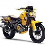 2011 Yamaha XTW250 RYOKU Concept
