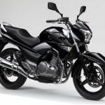 2012 Suzuki Inazuma 250 for UK Market