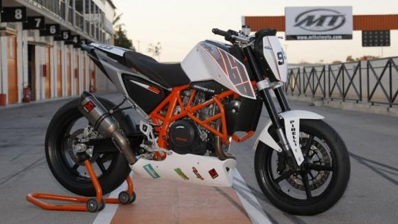 2012 KTM 690 Duke EJC Bike