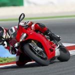 Ducati Panigale Riding Impression
