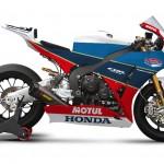 2012 Motul Honda CBR1000RR Fireblade