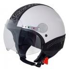 Vespa Stylish and Luxury Swarovski Helmets