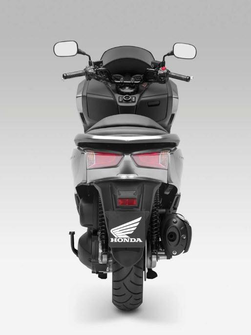 2013 Honda NSS300 Forza Scooter_6