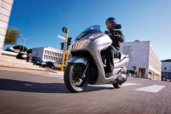 2013 Honda NSS300 Forza Scooter_8
