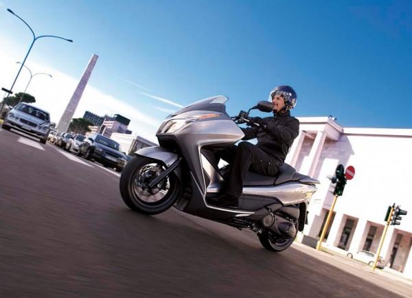 2013 Honda NSS300 Forza Scooter_9