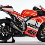 2013 Ducati Desmosedici GP13 Nicky Hayden