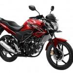 2013 Honda CB150R Streetfire Furios Red
