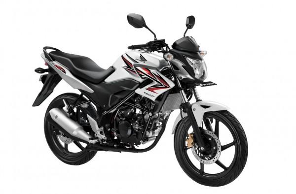2013 Honda CB150R Streetfire Speedy White