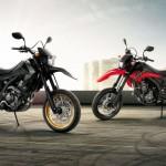 2013 Honda CRF250M Unveiled in Thailand