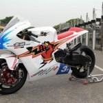 2013 Team Mugen Shinden Ni Electric Sportbike