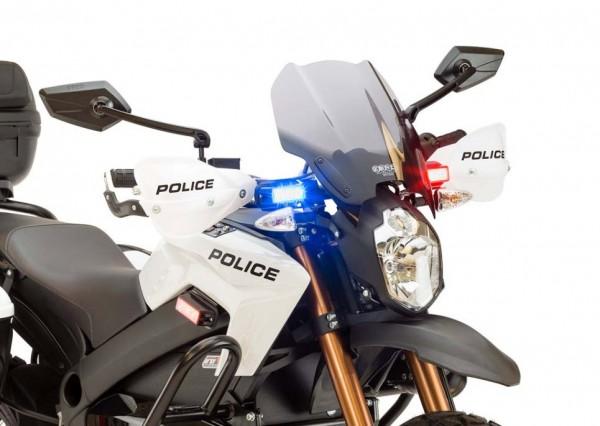 2013 Zero Police-spec Electric Motorcycles_11