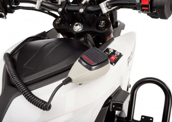 2013 Zero Police-spec Electric Motorcycles_12