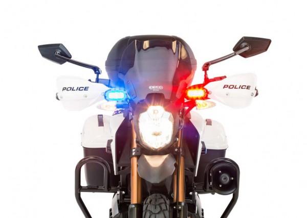 2013 Zero Police-spec Electric Motorcycles_13